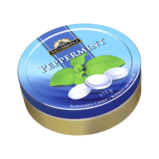 Waterbridge Peppermint Tin - 175g