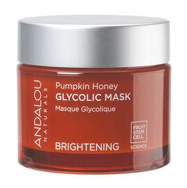 Andalou Naturals Pumpkin Honey Glycolic Mask - 50g