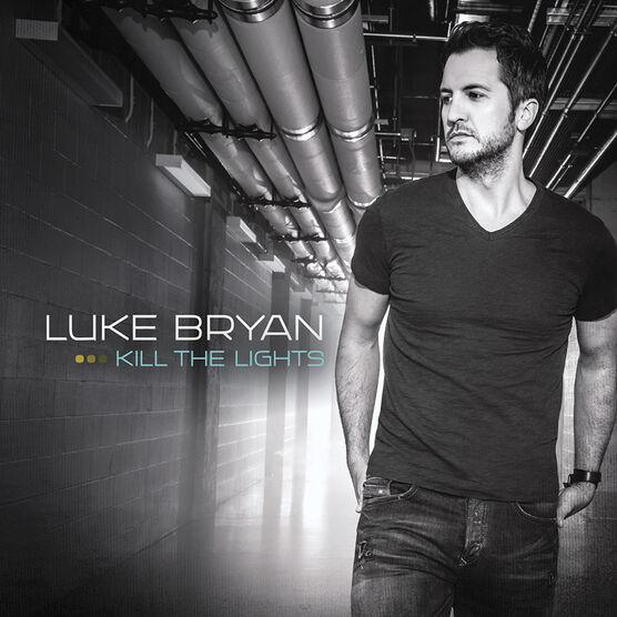 Luky Bryan - Kill the Lights - CD