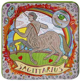 Zodiac Soap in Tin - Sagittarius - 100g