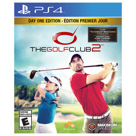 PS4 The Golf Club 2