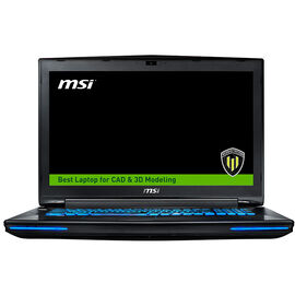 MSI WT72 6QL-298US 17.3inch Notebook