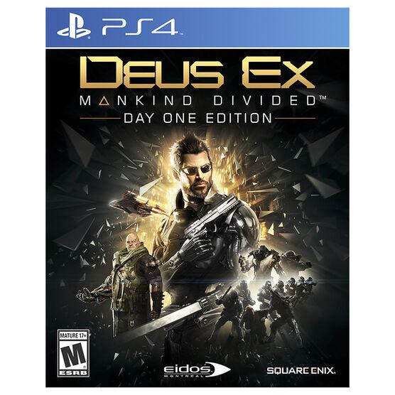 PS4 Deus Ex: Mankind Divided