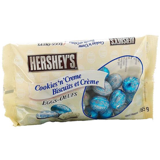 Hershey's Easter Cookie's 'n' Cream Eggs - 185g