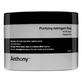 Anthony Purifying Astringent Pads - 60's