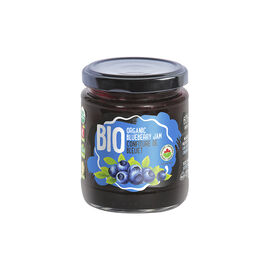 Rudolfs Organic Blueberry Jam - 270g