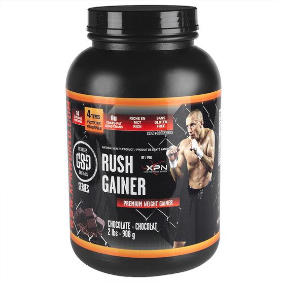 GSP Rush Gainer - Chocolate - 908g