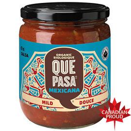 Que Pasa Mexicana Salsa - Mild - 420ml