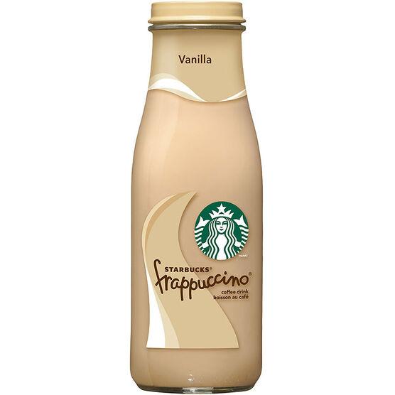 Starbucks Bottled Frappuccino - Vanilla - 405ml