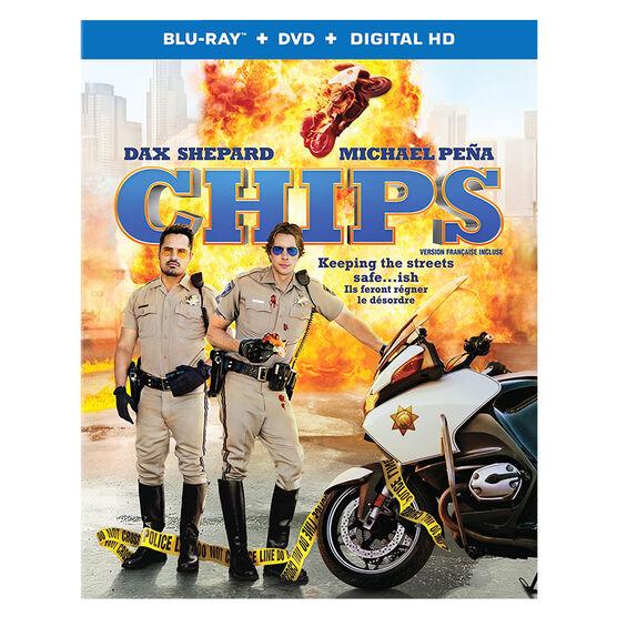 CHIPS - Blu-ray