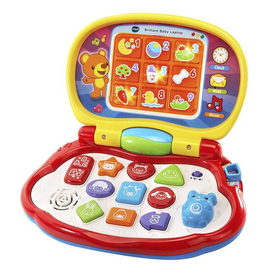 VTech Brilliant Baby Laptop - 80191200