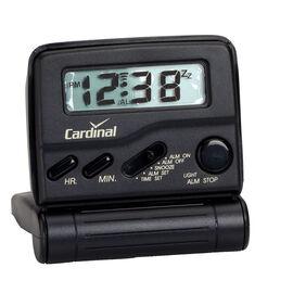 Cardinal Bluelight Travel Alarm Clock
