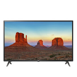 LG 43-in 4K UHD True Motion 120 Smart TV with webOS 4.0 - 43UK6300
