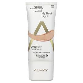 Almay Smart Shade Anti-Aging Skintone Matching Makeup