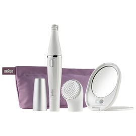 Braun Face Mini Epilator & Cleansing Brush - SE830