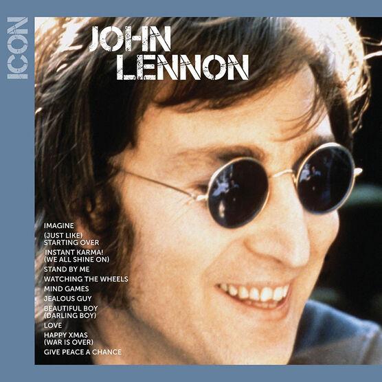 John Lennon - ICON - CD
