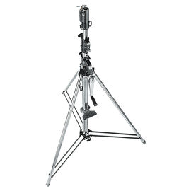Manfrotto 087NWB Wind Up Stand - Black - 087NWB