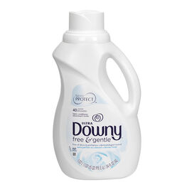 Downy Ultra Concentrated Fabric Softener - Free & Sensitive - 1.02L