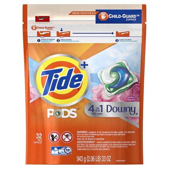 Tide Pods - Downy - 32's