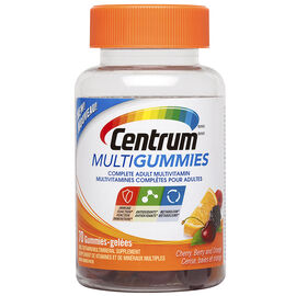 Centrum Multigummies Adult Multivitamin - 70's