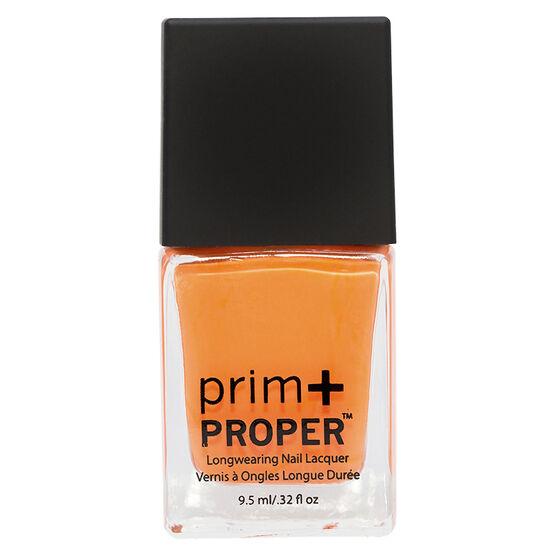 Prim + Proper Nail Lacquer - Orange Sunset Sky