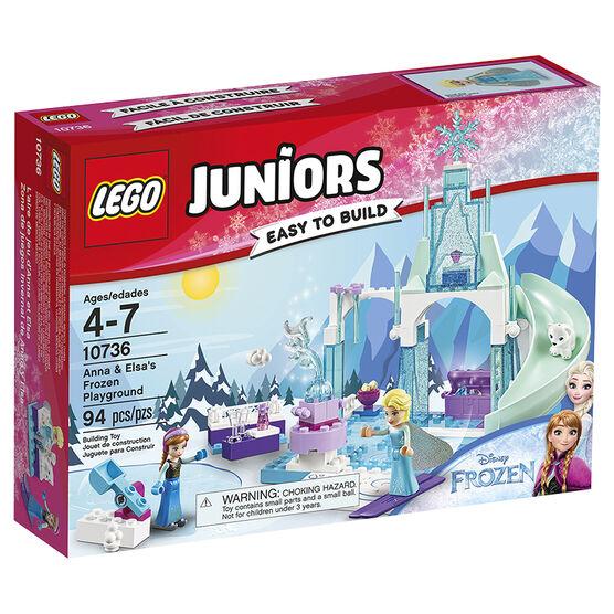 LEGO Juniors - Anna & Elsa's Frozen Playground