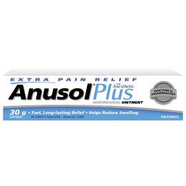 Anusol Plus Ointment - 30g