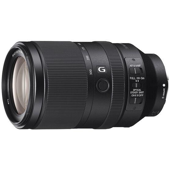 Sony FE 70-300mm F4.5-5.6 G OSS Full-frame E-mount Telephoto Lens - SEL70300G
