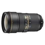 Nikon AF-S - FX 24-70mm F2.8E VR Lens - Black - 20052