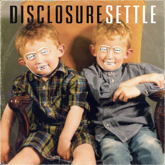 Disclosure - Settle - Vinyl
