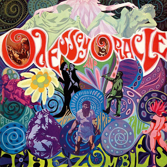 The Zombies - Odessey and Oracle - Vinyl