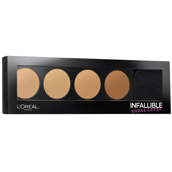 L'Oreal Infallible Total Cover Concealing and Contour Kit