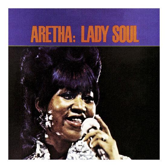 Aretha Franklin - Lady Soul - Vinyl
