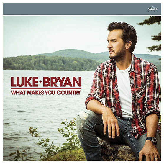 Luke Bryan - What Makes You Country - CD