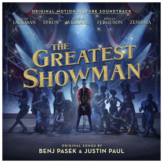 Soundtrack - The Greatest Showman - CD