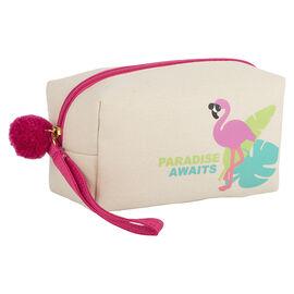 Modella Wristlet Organizer Paradise Awaits Flamingo - A011817LDC