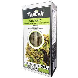 Tastell Organic Edamame Green Soybean Fettuccine - 200g