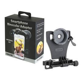 Carson HookUpz Smartphone Binocular Adapter - Black - IB-700