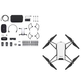 DJI Mavic Air Fly More Combo + Ryze Tech Tello Drone - PKG #56820