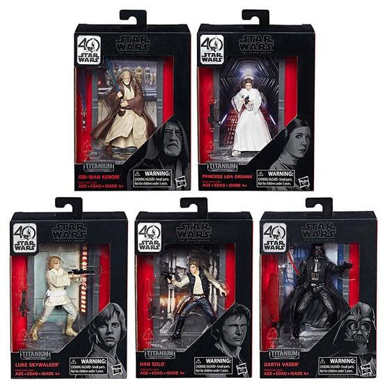 Star Wars Black Series Diecast Figure - 3.75in - Assorted