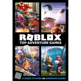 Roblox Top Adventure Games Handbook
