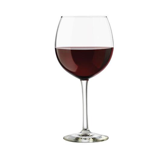 Libbey Vineyard Reserve Merlot Wine - 19.7oz/4 pack