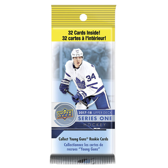 2017/18 NHL  Series 1 Fat Pack