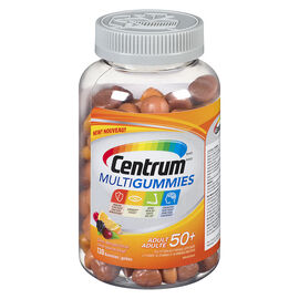 Centrum Multigummies 50+ - 130's