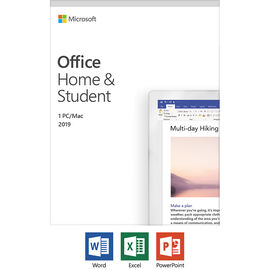 Microsoft Office Home & Student 2019 - 1 PC/Mac