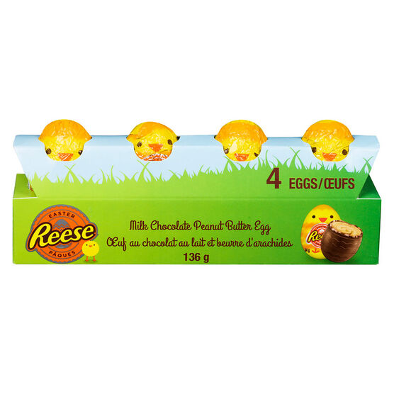 Reese 3D Eggs - 4 pack
