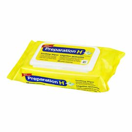 Preparation H Soothing Wipes - 48's