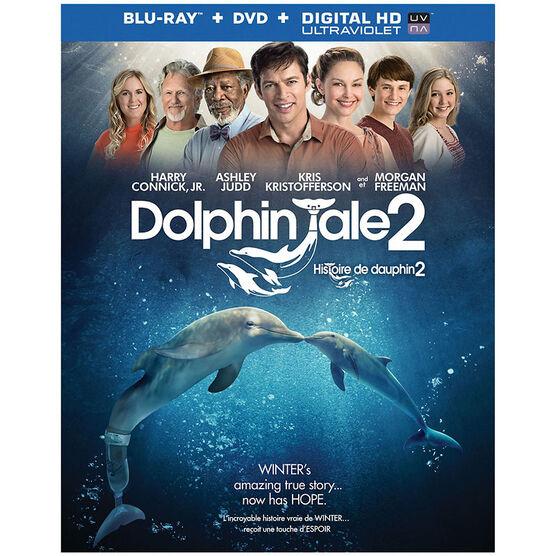 Dolphin Tale 2 - Blu-ray + DVD + Digital HD