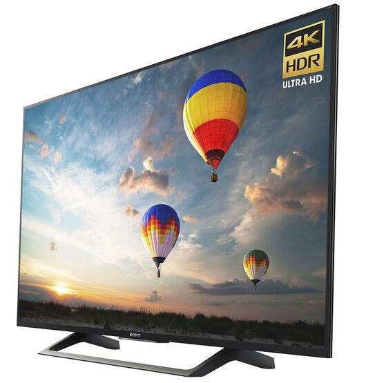Sony 43-in 4K HDR Ultra HD Smart TV - XBR43X800E