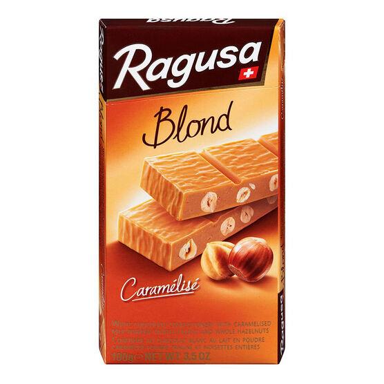 Ragusa Blond Chocolate - Caramelise - 100g